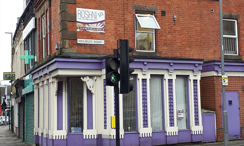 Asian Women's Resource Centre - Roshni Sheffield